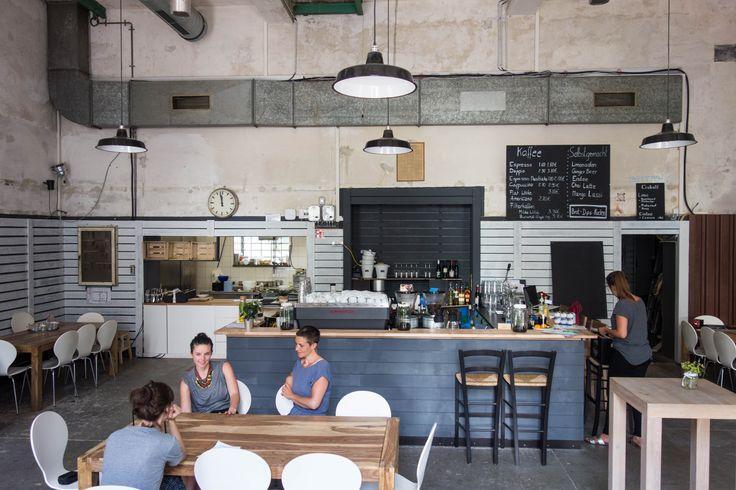 Seit Ende Mai gibt es das neue Restaurant im MMA. Das Electric Elephant überzeugt mit indischer Küche, Industriechic und der großen Terrasse.
