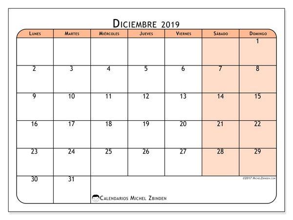 Calendario Diciembre 2020 Para Imprimir.Calendario Diciembre 2019 61ld Invitacion Calendario Junio