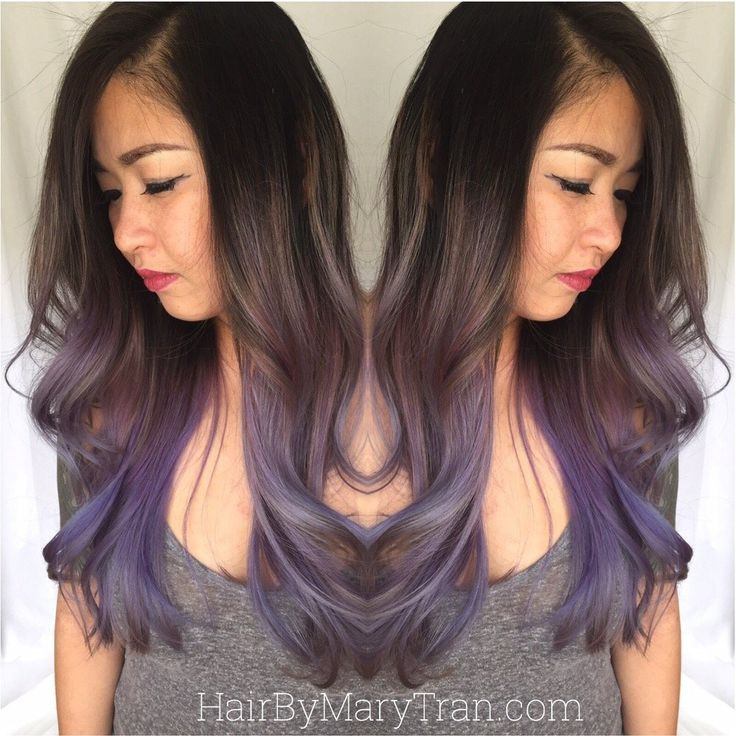 asian ombre hair - Google Search