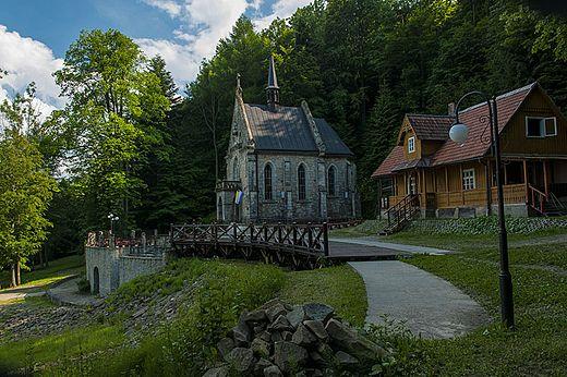 Kościółek na puszczy św. Jana