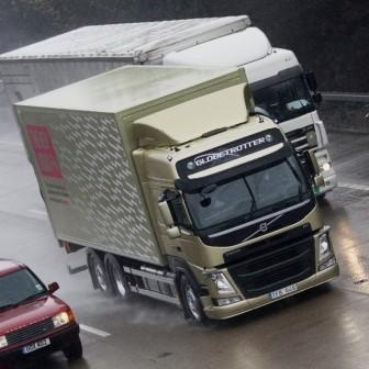 This is the new FM on UK roads prior to the official launch