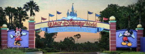 Construction on Roads Around the Disney World Resort February 11-16
