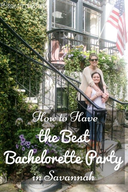 how to have the best bachelorette party in savannah full of off the beaten path, costume, and foodie fun by www.talesfromafork.com