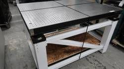 61179 optical breadboard with base newport 3 x 4 optical rh pinterest com
