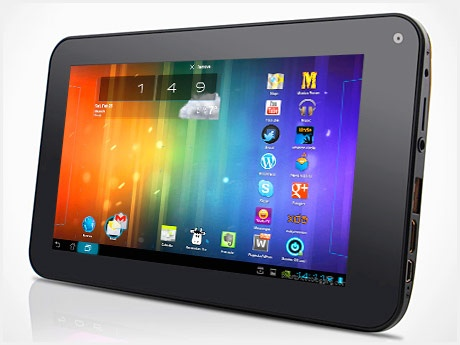 Tablet 7'' Android 4.0 Cortex A9 1,5 GHz 500 RAM