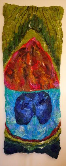 Peacock Study I by Claire Wyldbore | Artfinder