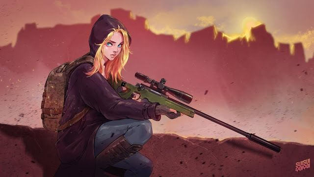 Pubg 4k Ultra Hd Wallpapers For Pc And Mobile The99tricks Hd Wallpapers For Pc Sniper Girl Wallpaper Pc