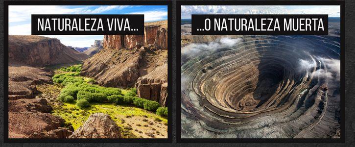 Para: Ministra de Salud y Ambiente de Santa Cruz (Argentina), Rocío García NO a la mina a cielo abierto en Cueva de las Manos