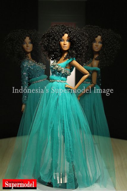 Week 13 Indonesia's Supermodel Runway : Nichelle | Flickr - Photo Sharing!
