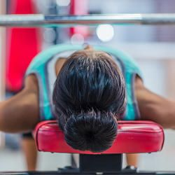 An olympic weight set isn't just for the pros. Now you can intensify your muscle-building by investing in one for your home gym.