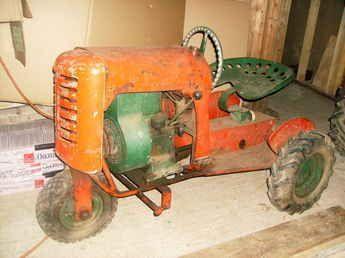 Used Farm Tractors for Sale: Bantam