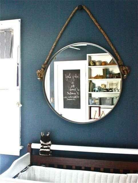 Transformez un miroir ikea en miroir vintage