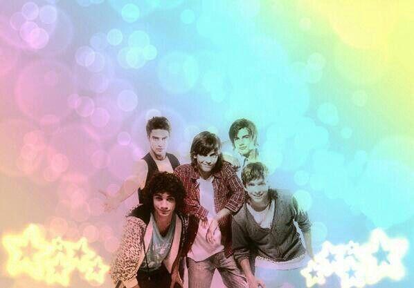Los chicos de la banda