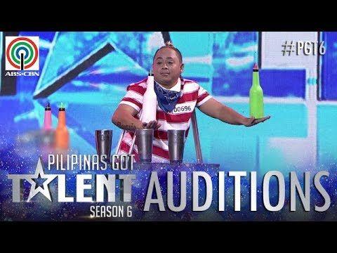 البوز في المملكة المتحدة : Pilipinas Got Talent 2018 Auditions: Mark Montaño - Flair Bartending
