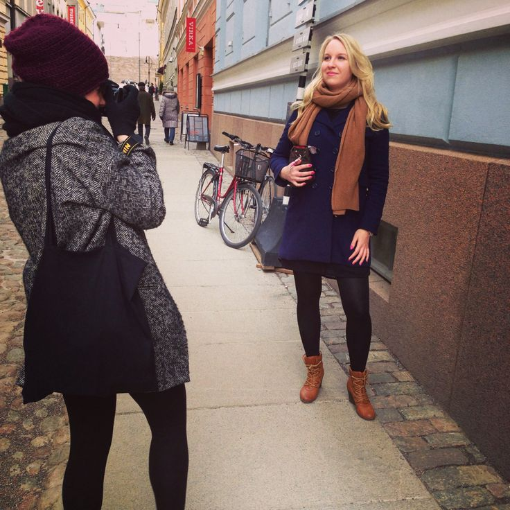 Insjö on location in Helsinki