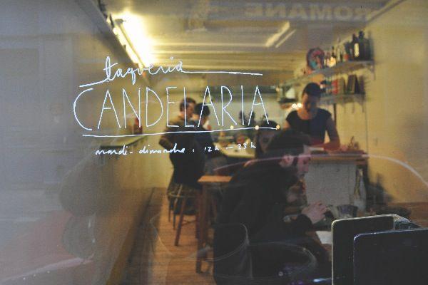 Candelaria - 52 rue Saintonge, Paris  Tacos and great cocktails
