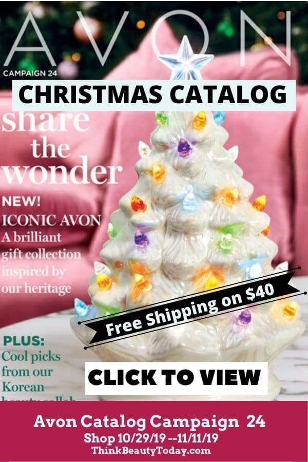Free Christmas Catalogs 2020 It's Here!! The current Avon Catalog Campaign 20 2020 for