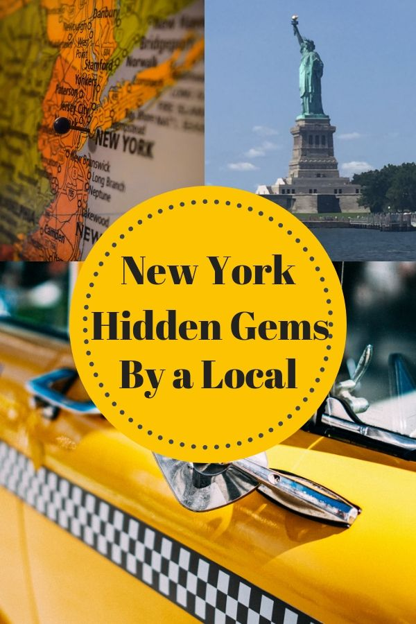 Dazzling New York Hidden Gems Revealed by a Local for Your Next Visit