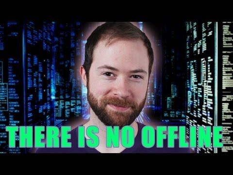 Offline or Online? It's not so black and white. Mike Rugnetta argues that the online/offline distinction is not even worth making.