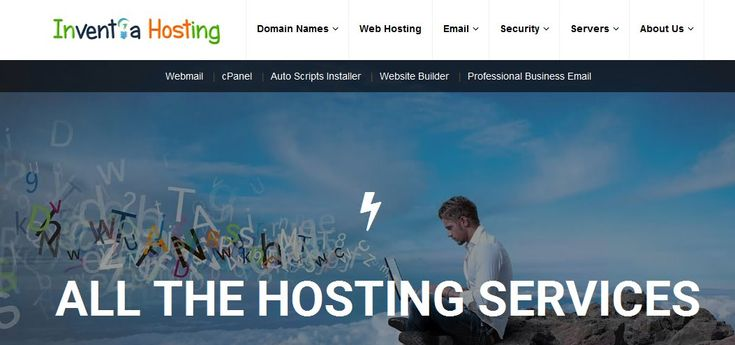 Web Hosting in Ireland, SSD Hosting, Domain Registration, SSL Certificates, Professional Email and much more.. for Individuals, Professionals and Companies. #goto https://www.inventiahosting.ie