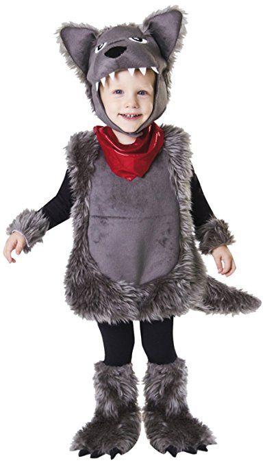 Kostum Von Petit Wolf Fur Kinder Kostum Kinder Mottoparty Karneval