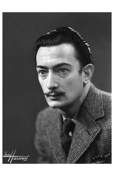 Salvador Dali, 1936