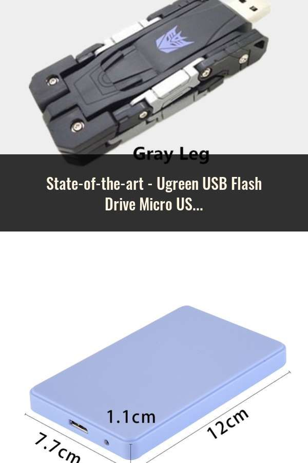 official photos 4f51f d7ff7 Ugreen USB Flash Drive Micro USB OTG Pendrive 64 32 GB For Xiaomi ...