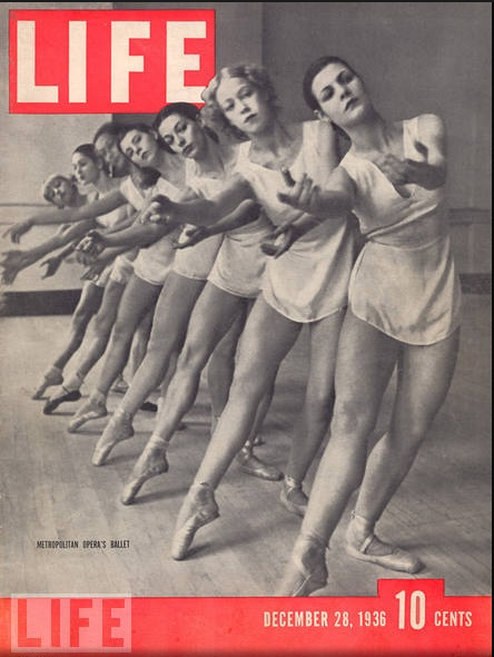 Life Magazine cover                                                                                                                                                     More