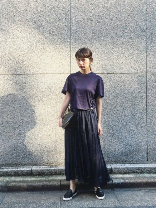 Kazumiさんの「<TOGA>CONCHO TEE-united LOVE project2016 †(TOGA PULLA)」を使ったコーディネート