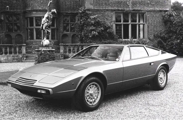 Maserati Khamsin 4.9L, 1977 - Superleggera Classic Cars #maseraticlassiccars