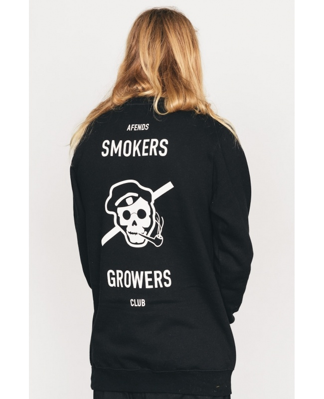 Afends Smokers and Growers Fleece | Afends | Clothing, Jewellery, Shoes, Homewares, Gifts // Buy online at fomoshop.com