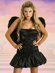 Evil Angel Halloween Costume