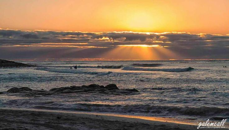 Beautiful #sunset at #kommetjie #ScenicsouthCT #capetown @CapePoint_Route @CapeTownMag by #galemcall photography