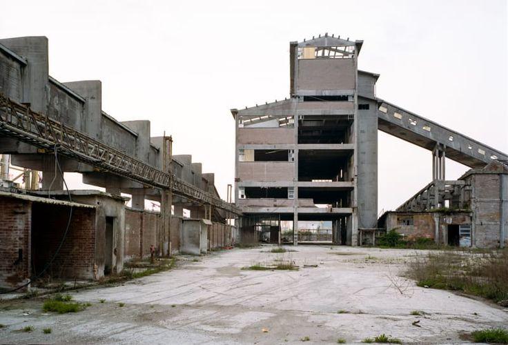 Fulvio Orsenigo · Porto Marghera