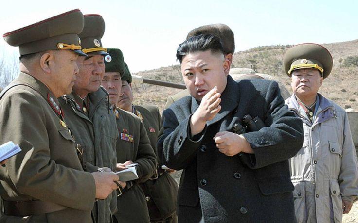 Berita Terkini: Terjadi Kontak Senjata, Militer Korea Utara Siaga Perang - http://www.rancahpost.co.id/20150838842/berita-terkini-terjadi-kontak-senjata-militer-korea-utara-siaga-perang/