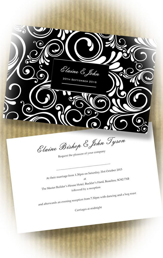 what should an evening wedding invite say%0A Need a winter wedding invitation designed  We can do that  http