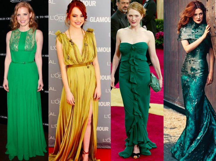 Good St. Patricku0027s Day Outfit Ideas For Redheads