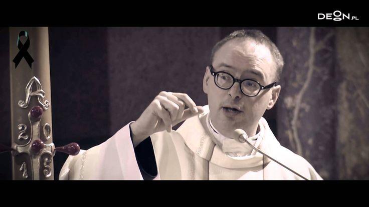 Niepublikowane kazanie księdza Kaczkowskiego