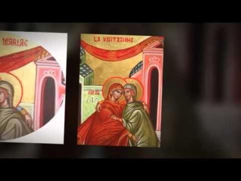 II MISTERO GAUDIOSO:L'icona della Visitazione (www.mirabileydio.it) 2