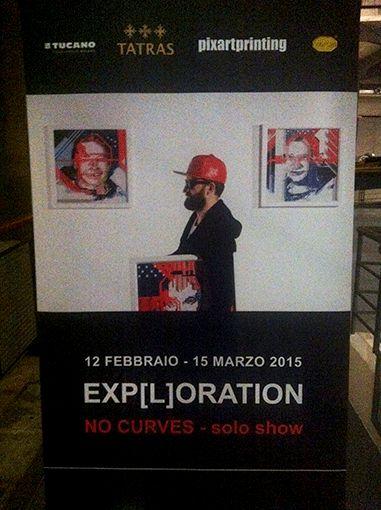 Mostra, Milano, No Curve,