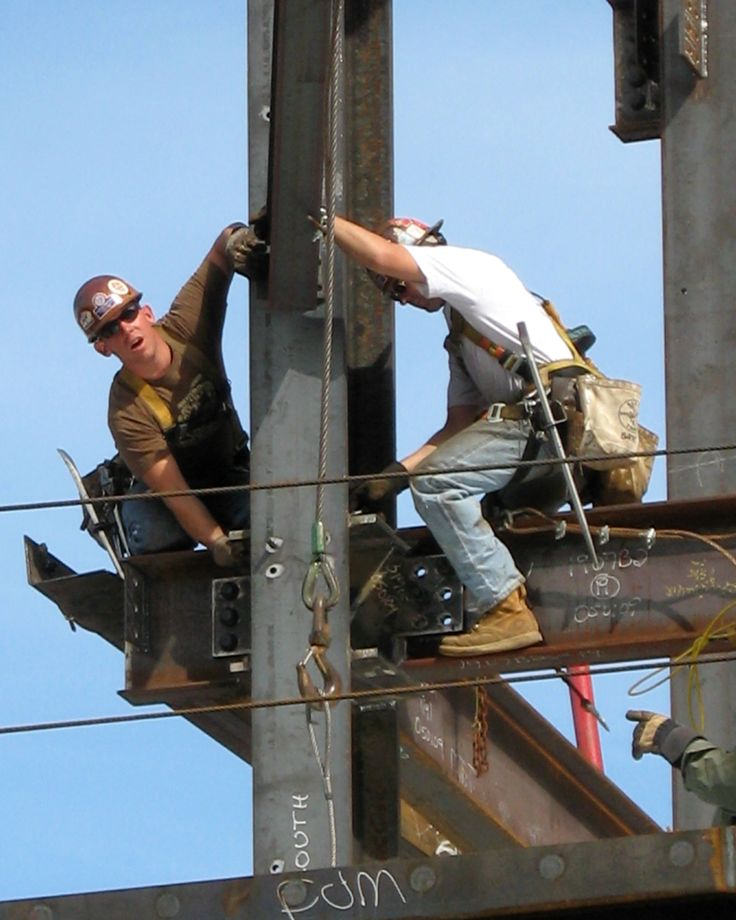 Ironworker - Wikipedia, the free encyclopedia