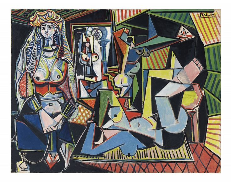 Picasso Sells for $179.4 M. at Christie's, an All-Time Record for a Work at Auction. Read more @ http://www.allymon.com
