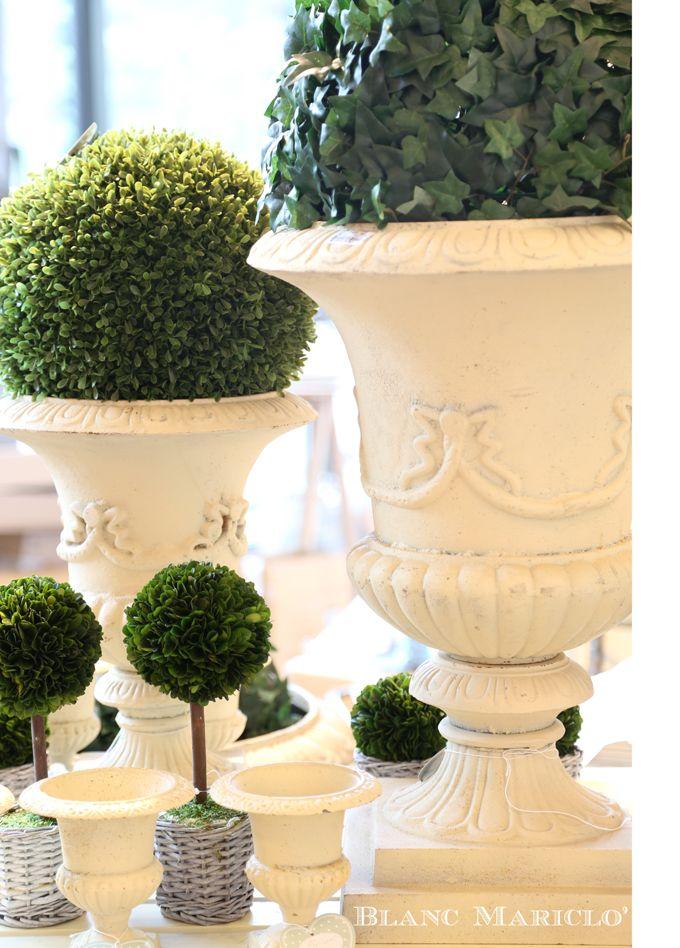 blanc mariclo shabby and chic garden cast iron