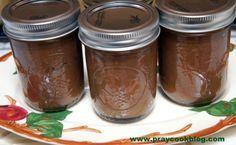 Applesauce to Apple Butter Via the Crockpot   Tasty Kitchen: A Happy Recipe Community!