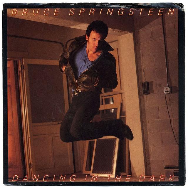 """Dancing In The Dark"" - Bruce Springsteen"