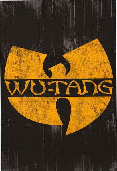 A great poster of the logo of hip hop's finest - the Wu-Tang Clan! Fully licensed - 2015. Ships fast. 24x36 inches. Check out the rest of our awesome selection of Wu-Tang Clan posters! Need Poster Mou