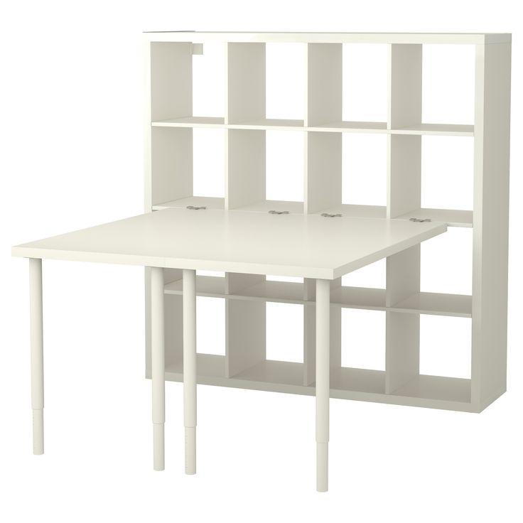 Schreibtisch weiß hochglanz ikea  Die besten 25+ Ikea computertisch Ideen auf Pinterest ...