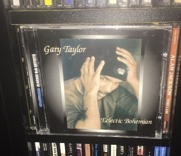 Eclectic Bohemian by Gary Taylor 2004 Thump Records New R B Soul | eBay