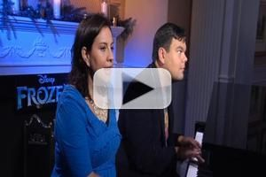 BWW TV Exclusive: Get FROZEN! Behind the Scenes of Disney's Animated Movie Musical with Composers Bobby & Kristen Lopez