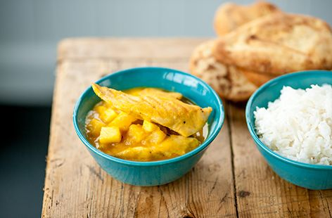 Mark Dodson's Fruity Chicken Curry - Tesco Real Food - Tesco Real Food
